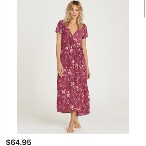 Billabong Wrap me up dress